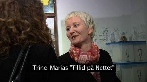 "Trine-Marias ""Tillid på Nettet"""