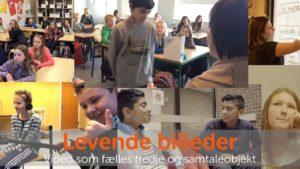 Levende billeder, Video som fælles tredje og samtaleobjekt
