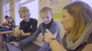 Systematisk Nysgerrighed, Samtaletræning i klassen